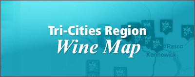 Washington Winery Maps in the Tri-Cities